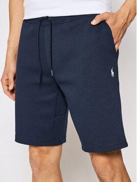 Polo Ralph Lauren Polo Ralph Lauren Sportiniai šortai Sho 710691243003 Tamsiai mėlyna Regular Fit