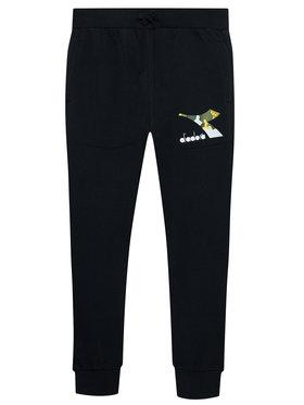 Diadora Diadora Pantalon jogging Chromia 102.176490 Noir Regular Fit