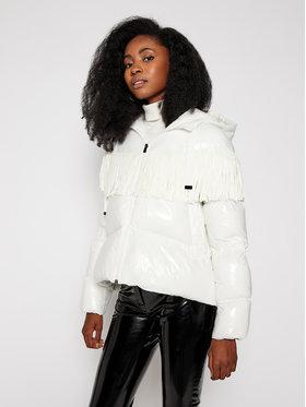 Pinko Pinko Pernate jakne Donato Caban Al 20-21 BLK01 1G1540 Y6BJ Bijela Regular Fit