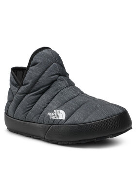 The North Face The North Face Тапочки Thermoball Traction Bootie NF0A331H4111 Сірий