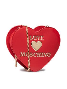LOVE MOSCHINO LOVE MOSCHINO Torebka JC4167PP1DLF0500 Czerwony