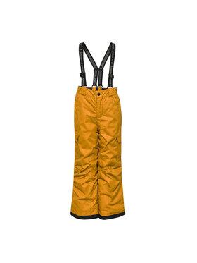 LEGO Wear LEGO Wear Spodnie narciarskie Lwplaton 704 21308 Żółty Regular Fit