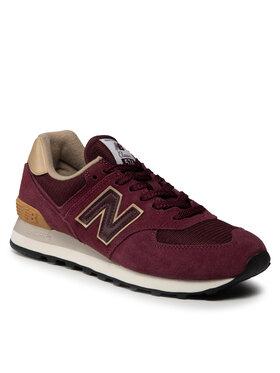 New Balance New Balance Sneakers ML574BG2 Dunkelrot