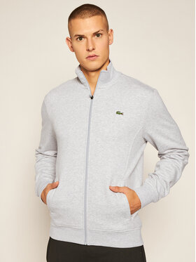Lacoste Lacoste Sweatshirt SH1559 Grau Regular Fit
