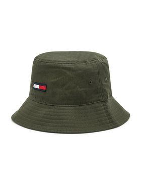 Tommy Hilfiger Tommy Hilfiger Bucket Hat Flag AM0AM07525 Verde