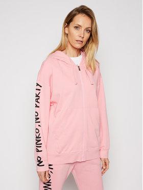 Pinko Pinko Džemperis Civica PE 21 PRR 1N1345 Y7ED Rožinė Regular Fit