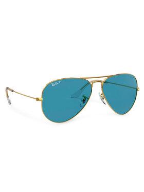 Ray-Ban Ray-Ban Sunčane naočale Aviator Classic 0RB3025 9196S2 Zlatna