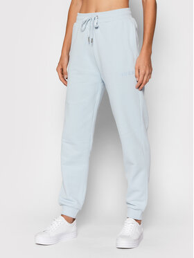 Guess Guess Спортивні штани O1GA04 K68M1 Голубий Regular Fit