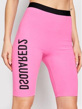 Dsquared2 Underwear Dsquared2 Underwear Sportovní kraťasy D8N603540 Růžová Slim Fit