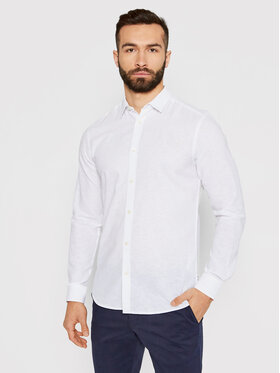 Only & Sons ONLY & SONS Košeľa Caiden 22012321 Biela Slim Fit
