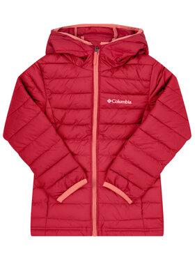 Columbia Columbia Vatovaná bunda Powder Lite 1802931 Růžová Regular Fit