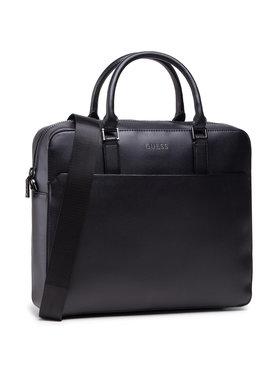 Guess Guess Τσάντα για laptop Scala HMSCLA P1213 Μαύρο