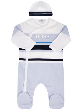 Boss Boss Komplektas: šliaužtinukai ir kepurė J98275