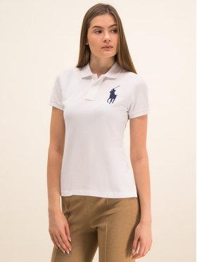 Polo Ralph Lauren Polokošeľa 211505656 Biela Skinny Fit