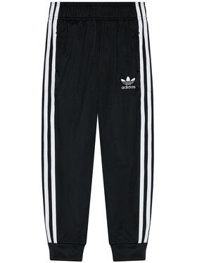 adidas adidas Παντελόνι φόρμας Sst Track GN8453 Μαύρο Regular Fit
