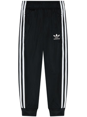 adidas adidas Teplákové nohavice Sst Track GN8453 Čierna Regular Fit