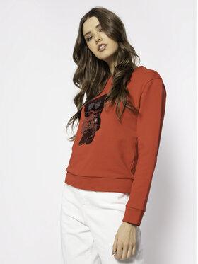Emporio Armani Emporio Armani Sweatshirt 3H2M6Q 2JVTZ 0334 Rouge Regular Fit