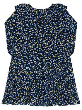 Mayoral Mayoral Kasdieninė suknelė 4975 Tamsiai mėlyna Regular Fit