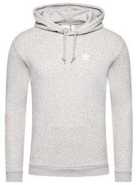 adidas adidas Bluză Essential Hoody FM9958 Gri Standard Fit
