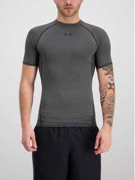 Under Armour Under Armour T-Shirt 1257468 Szary Slim Fit