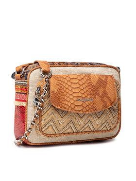 Desigual Desigual Handtasche 21SAXA62 Beige