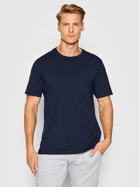United Colors Of Benetton United Colors Of Benetton Tricou 3BL0J19G5 Bleumarin Regular Fit