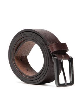 Calvin Klein Calvin Klein Pánský pásek Essential Plus Pb 35mm K50K507140 Hnědá
