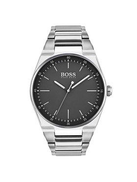 Boss Boss Hodinky Magnitude 1513568 Stříbrná