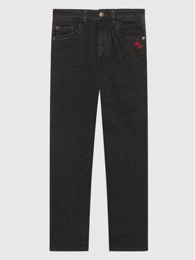 United Colors Of Benetton United Colors Of Benetton Jeans 4DMT57PM0 Schwarz Slim Fit