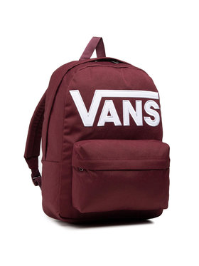 Vans Vans Rucksack Old Skool III B VN0A3I6R4QU1 Dunkelrot