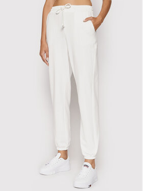 Vero Moda Vero Moda Teplákové nohavice Octavia 10251096 Biela Regular Fit