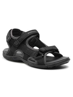 Bagheera Bagheera Sandále Onyx 86489-2 C0102 Čierna