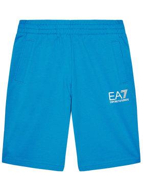 EA7 Emporio Armani EA7 Emporio Armani Sportovní kraťasy 3KBS51 BJ05Z 1523 Modrá Regular Fit