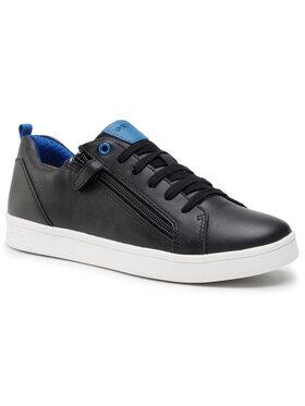 Geox Geox Sneakersy J Djrock B. D J925VD 08554 C9999 S Čierna