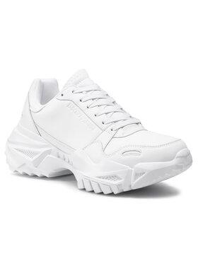 Emporio Armani Emporio Armani Sneakersy X4X324 XF499 00152 Biela