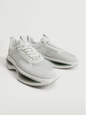 Mango Mango Sneakersy Iconic 17094031 Zielony