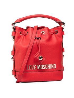 LOVE MOSCHINO LOVE MOSCHINO Дамска чанта JC4020PP1CLB0500 Червен