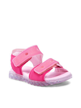 Bibi Bibi Sneakersy Summer Roller Spoi 1103082 Różowy