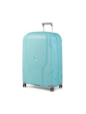 Delsey Delsey Velký tvrdý kufr Clavel 00384582122 Modrá