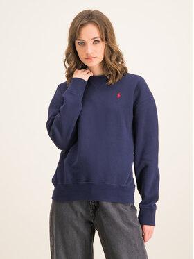 Polo Ralph Lauren Polo Ralph Lauren Bluză Seasonal 211794395 Bleumarin Regular Fit