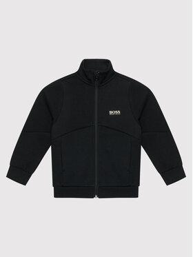 Boss Boss Sweatshirt J25N12 S Schwarz Regular Fit