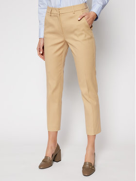 Weekend Max Mara Weekend Max Mara Chinos Vite 51310317 Beige Slim Fit