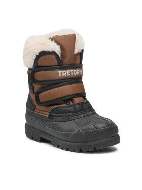 Tretorn Tretorn Śniegowce Expedition Boot 472702 Brązowy