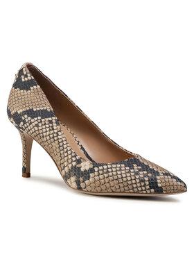 Lauren Ralph Lauren Lauren Ralph Lauren Обувки на ток Lanette 802806889001 Кафяв
