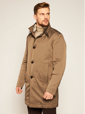 Joop! Joop! Зимно палто 17 JC-62Monty 30022757 Сив Regular Fit
