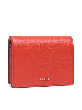 Furla Furla Малък дамски портфейл Babylon S WP00075-HSF000-TNG00-1-007 Червен