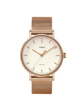 Timex Timex Hodinky Fairfield TW2R26400 Zlatá