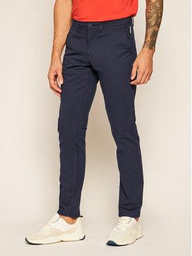 Napapijri Napapijri Pantaloni di tessuto Mana Wint 1 NP0A4EO2 Blu scuro Regular Fit