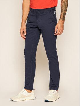Napapijri Napapijri Pantaloni din material Mana Wint 1 NP0A4EO2 Bleumarin Regular Fit