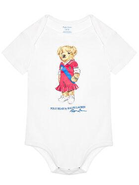 Lauren Ralph Lauren Lauren Ralph Lauren Κορμάκι παιδικό 310837428001 Λευκό